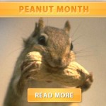 Peanut Month