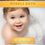 bubble bath cover