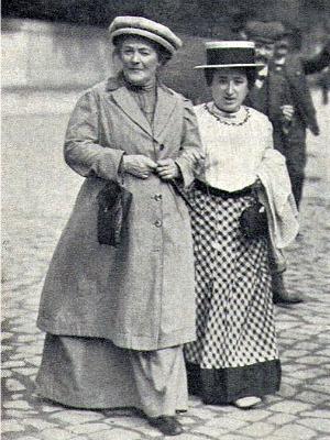 Clara Zetkin 1910