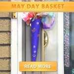 May Day Basket cover