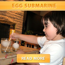 Egg Submarine cover