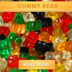 Growing gummy bear cover