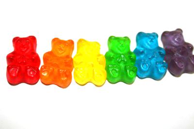 Mr Munden S Math Matters Super Gummy Bears