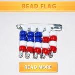 Bead Flag