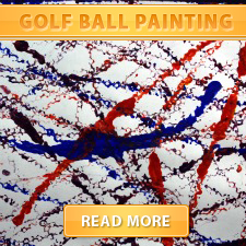 Golf Ball Painting final