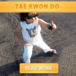 Tae Kwon Do for kids1