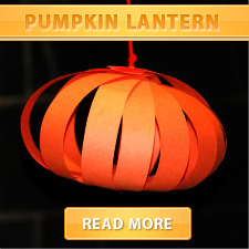 Pumpkin Lantern Cover