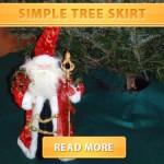 Simple Tree Skirt