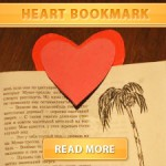 Heart Bookmark cover