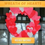 Wreath of Hearts