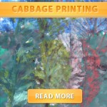 Cabbage Printing