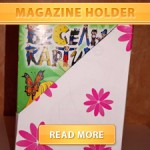 Magazine Holder Cover