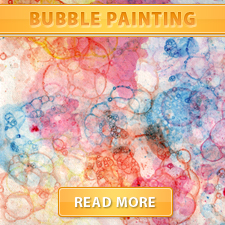 Bubble Painting Cover