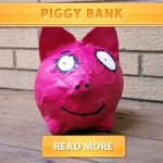 Piggy Bank Cover