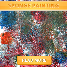 Sponge Painting Cover