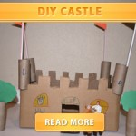 DIY Castle cover