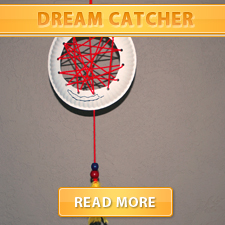 Dream Catcher Cover
