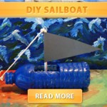 DIY Sailboat Cover