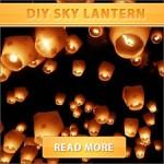 DIY Sky Lantern