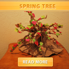 Spring Tree Cover