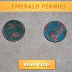 Emerald Pennies Cover