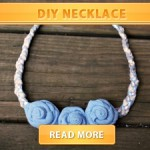 DIY Necklace cover