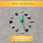 DIY Sundial Cover