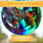 DIY Suncatcher
