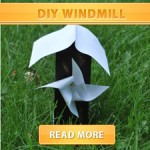 DIY Windmill cover