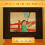 watercolor magic cover