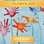 Flower Art Cover