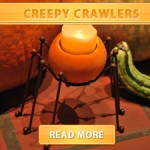 Creepy Crawlers Cover