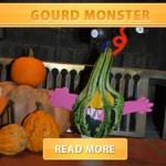 Gourd Monster Cover