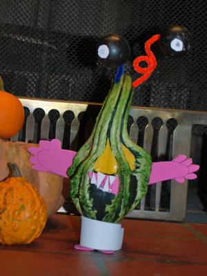 Gourd Monster