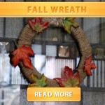 Fall Wreath cover