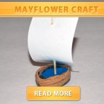 Mayflower Craft Cover