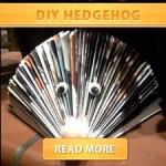 DIY Hedgehog