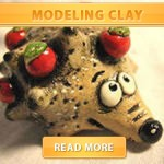 Modeling Clay Cover