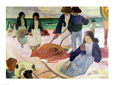 seaweed-gatherers-1889-by-paul-gauguin