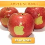 Apple Science Cover