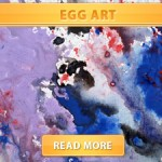 Egg Art Cover