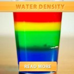 Water density cover