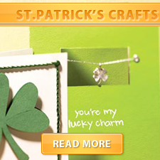 St. Patrick's Crafts