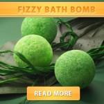 Fizzy Bath Bomb