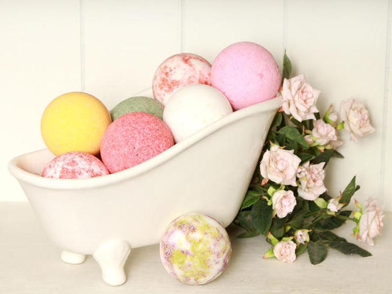 Fizzy Bath Bomb2