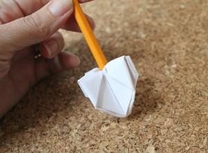 origami dreidel